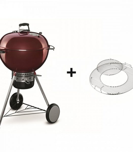 BARBECUE WEBER MASTER TOUCH 57 RED