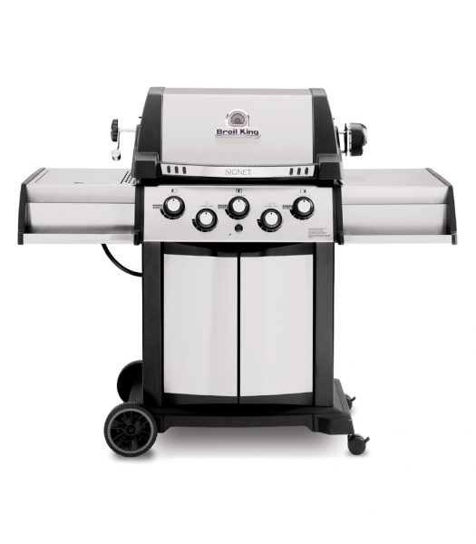 BARBEGUE A GAS SIGNET 390 BROIL KING