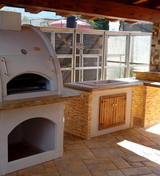 Cucine prefabbricate – Miccichè – Architetture da Giardino