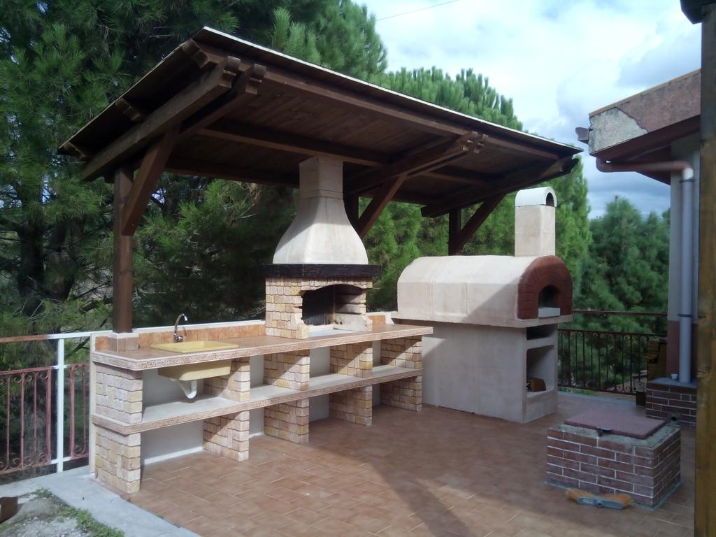 cucina prefabbricata da esterno mod. ouk20 – Miccichè ...