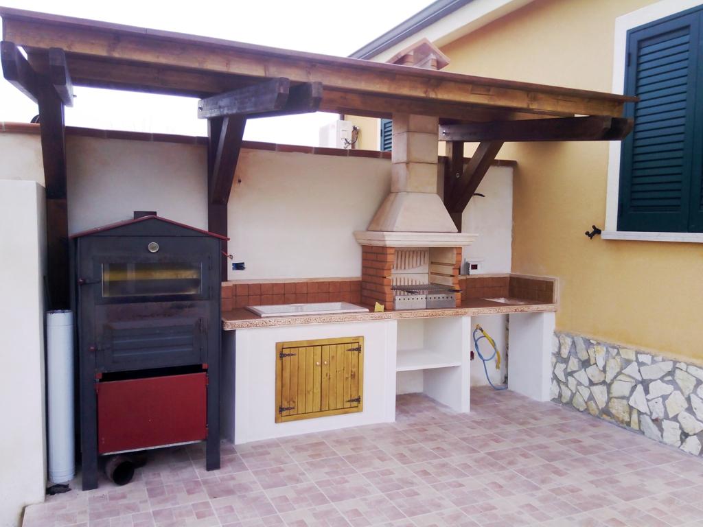 cucina prefabbricata da esterno mod. ouk6 – Miccichè – Architetture ...