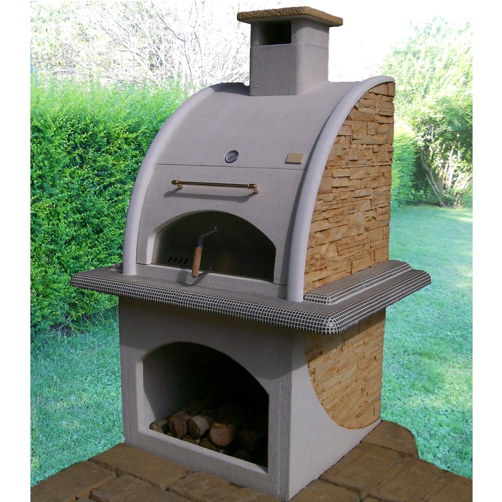 Trendy costruire barbecue in muratura caminetti in for Registra i piani di casa con il costo da costruire