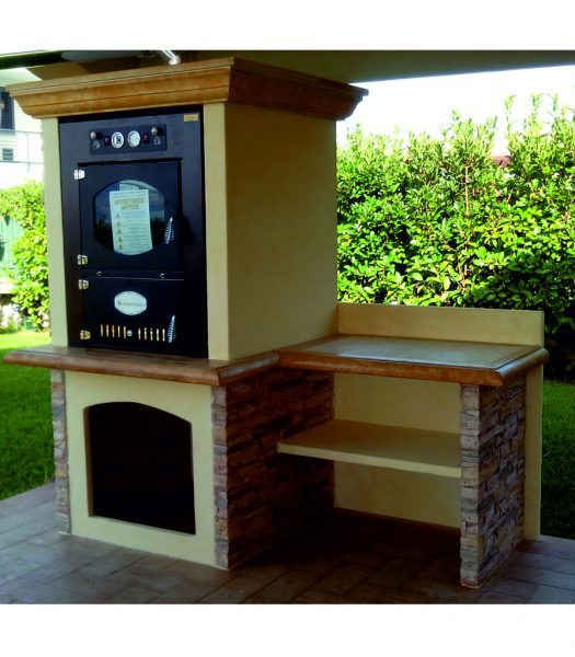 FORNO GARDEN BUILT IN