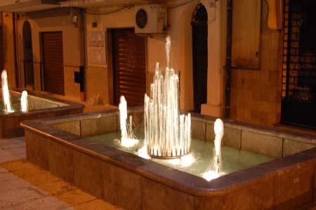 Fontana San Giuseppe Jato (pa)