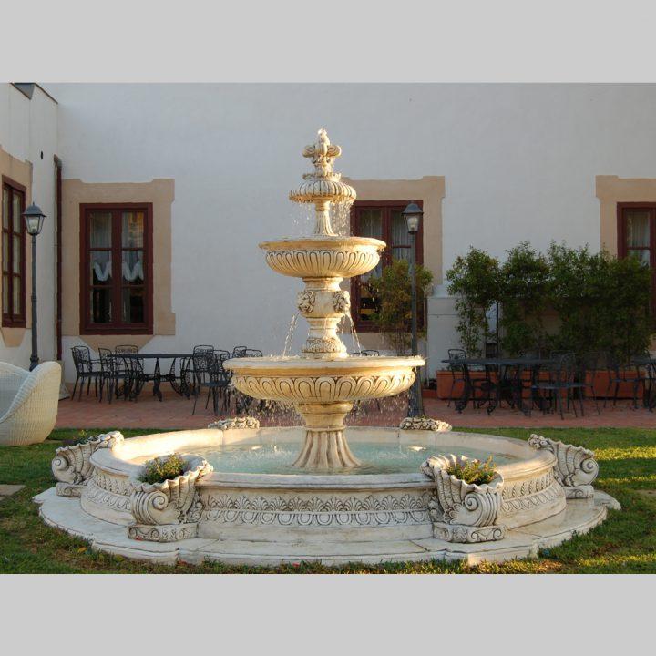 fontana villa ramacca bagheria